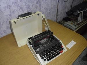 Compro maquinas de escribir fuera de uso
