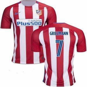 Camiseta atletico madrid titular 7 griezman 2016 2017 ho en Federal ... 6a64067267b97