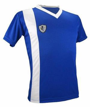 95ab4fa1c53aa Camiseta futbol yakka modelo zulu entrega inmediata