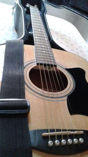 Excelente guitarra acustica ibanez nueva