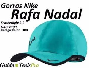 Gorra tenis nike rafa nadal featherlight guido tenispro 022fee6c52f