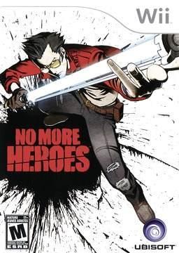 No more heroes wii fisico/sellado grupo-juego
