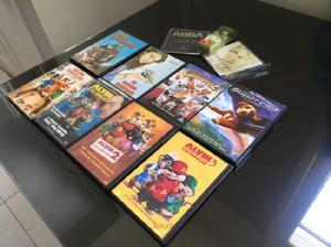 Set x12 películas familiares + 2 cd's + unos auriculares