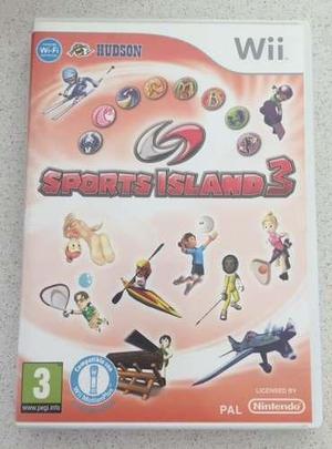 Sport island 3 para wii original