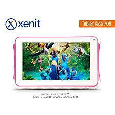 Tablet kid infantil 7 pulgadas. quadcore wifi. playstore.
