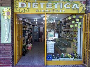 Vendo fondo de comercio dietetica en nueva cordoba