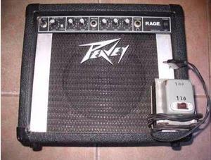 Amplificador guitarra peavy rage 12 watts micro p/acordeon