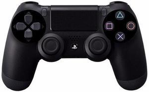 Dualshock 4 ps4 negro joystick original nuevo modelo v2