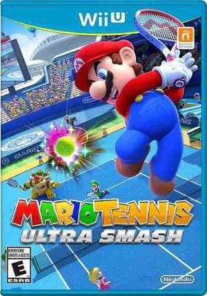 Mario tennis ultra smash wii u | eshop | fast2fun