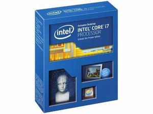 Procesador intel core i7 5930k 3.5ghz 6 núcleos lga 2011