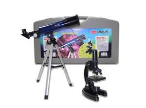 Set microscopio+telescopio