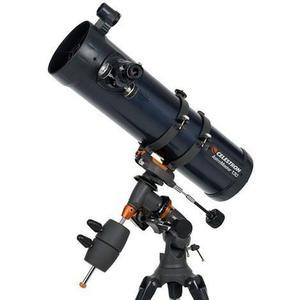 Telescopio celestron astromaster 130eq ecuatorial motorizado