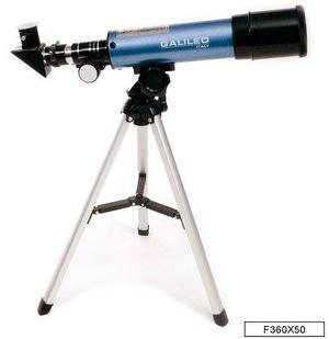 Telescopio galileo f360x50 ultimas unidades