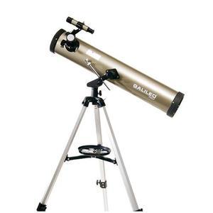 Telescopio galileo reflector 700x76 estuche cuota sin intere