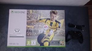 Box one s 500gb edicion fifa 17 nueva+joystick adicional+kit