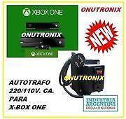 Transformador 220/110v. x-box one onutronix tel.: 5197-2510