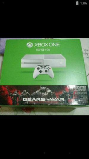 Xbox one 500 gb geors of wars edicion limitada, nueva