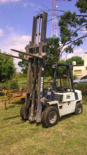 Autoelevador komatsu 2500 kg