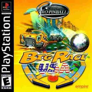 Big race usa psx original