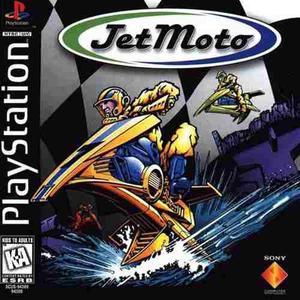 Jet moto psx original