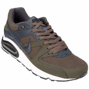 Nike air max command leather zapatillas cuero 629993-300
