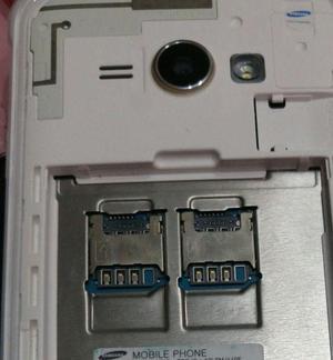 Samsung j1 ace liberado y 2 chips