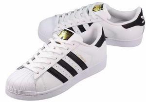 Zapatillas adidas superstar originales. entrega inmediata