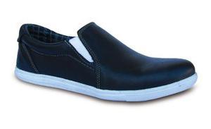 Zapatillas panchas urbanas 100% cuero