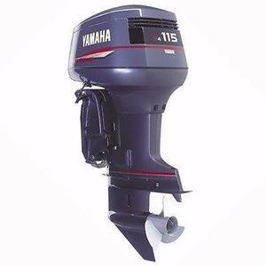 Yamaha 115 hp 2t