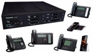 Central ip panasonic kx-ns500 6 líneas / 34 internos ampl *