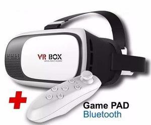 Lentes realidad virtual vr box 3d + control - la plata