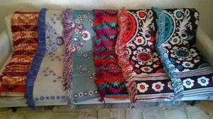 Mantas de chenille para sillon - decoracion - premium !!