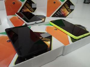Nokia lumia 635 libres nuevos en caja
