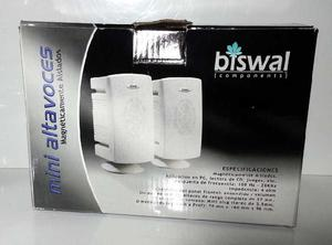 Parlantes multimedia biswal sp-1600 120w pmpo 5v dc