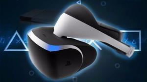 Realidad virtual sony ps4 vr