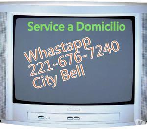 Service a domicilio - city bell- la plata -