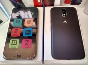 Smartphone motorola moto g4 plus 32gb libres nuevo en caja