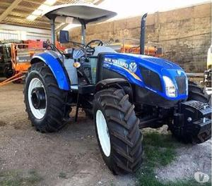 Tractor new holland 90 hp