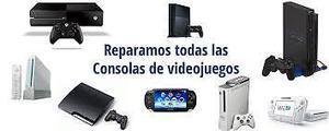 Reparaciones de playstation 2,3,4,xbox,wii