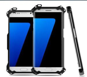 Bumper r-just aluminio samsung galaxy s7 edge