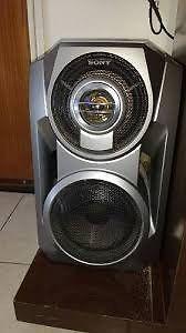 Equipo de musica sony 3cd, radio y caseteras