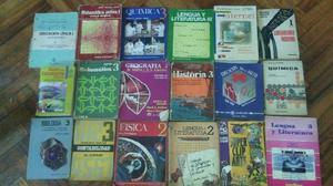 Libros escolares usados