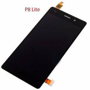 Módulo display lcd pantalla vidrio touch huawei p8 lite