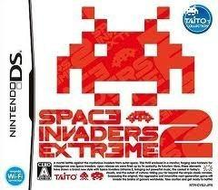 Space invaders extreme 2 - nintendo ds dsi xl 3ds