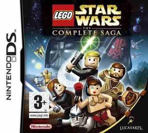Star wars the complete saga nintendo ds