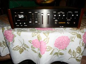 Amplificador continental - decada del 80 - entrada phono y