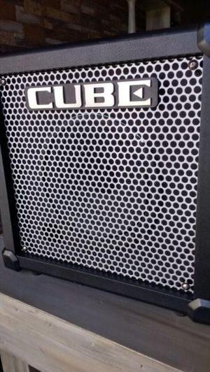 Amplificador roland cube 20 gx