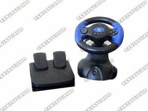 Gamecube volante racing wheel nuevo local con gtia