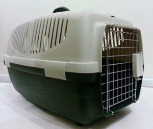 Jaula transportadora dog carrier n° 1 para perros y gatos