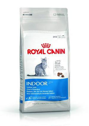 Royal canin cat indoor x 7.5 kg (envios sin cargo)